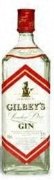 Gilbeys Gin London Dry 80@